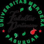 Sejarah Singkat Fakultas Pertanian